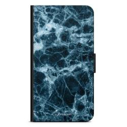 Bjornberry Fodral Samsung Galaxy S6 - Blå Marmor