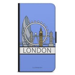Bjornberry Fodral Samsung Galaxy S6 Edge+ - LONDON