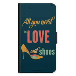 Bjornberry Fodral Samsung Galaxy S6 Edge+ - Love Shoes