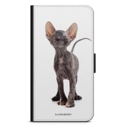 Bjornberry Fodral Samsung Galaxy S6 Edge+ - Nakenkatt