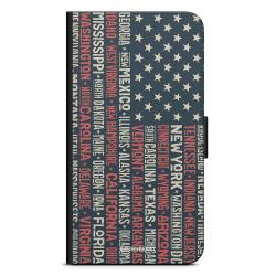 Bjornberry Fodral Samsung Galaxy S6 - USA