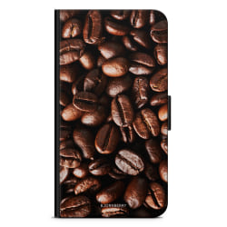 Bjornberry Fodral Sony Xperia M4 Aqua - Rostat Kaffe