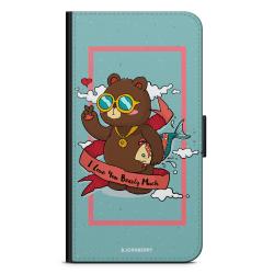 Bjornberry Fodral Sony Xperia XZ1 - Bear Love