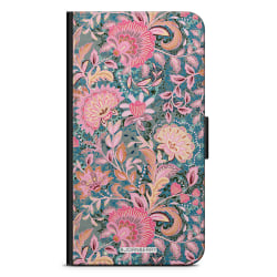 Bjornberry Fodral Sony Xperia XZ2 Compact - Fantasy Flowers