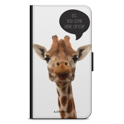 Bjornberry Fodral Sony Xperia XZ2 Compact - Giraff