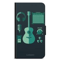 Bjornberry Fodral Sony Xperia XZ2 Compact - Gitarr