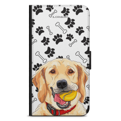 Bjornberry Fodral Sony Xperia Z5 Compact - Golden Retriever