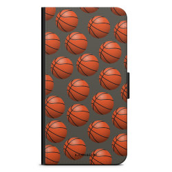 Bjornberry Fodral Sony Xperia Z5 Premium - Basketbolls Mönster