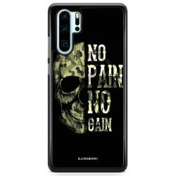Bjornberry Hårdskal Huawei P30 Pro - No Pain No Gain