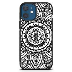 Bjornberry Hårdskal iPhone 12 Mini - Henna Mandala