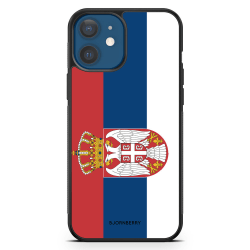 Bjornberry Hårdskal iPhone 12 Mini - Serbien