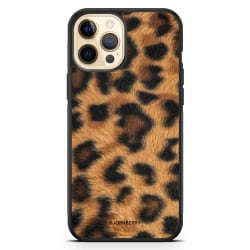 Bjornberry Hårdskal iPhone 12 Pro Max - Leopard