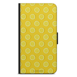 Bjornberry Huawei Mate 20 Lite Fodral - Citroner