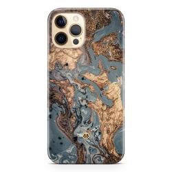 Bjornberry iPhone 12 Pro Max Premiumskal - Golden Sea