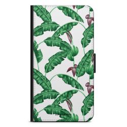 Bjornberry OnePlus 5T Plånboksfodral - Bananblad
