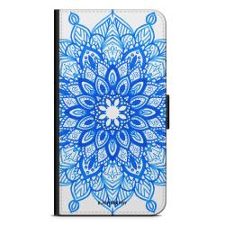 Bjornberry OnePlus 5T Plånboksfodral - Blå Mandala