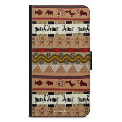 Bjornberry OnePlus 5T Plånboksfodral - Djur Aztek