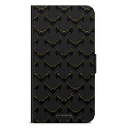 Bjornberry OnePlus 5T Plånboksfodral - Fladdermöss