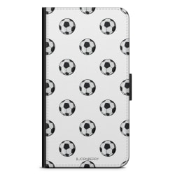 Bjornberry OnePlus 5T Plånboksfodral - Fotbollar