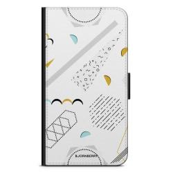 Bjornberry OnePlus 5T Plånboksfodral - Mönster