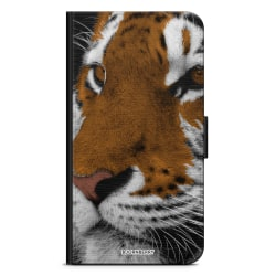 Bjornberry OnePlus 5T Plånboksfodral - Tiger