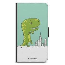 Bjornberry Plånboksfodral Google Pixel 3a - Dinosaurie