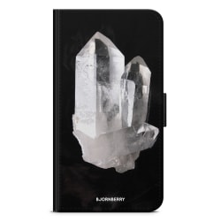 Bjornberry Plånboksfodral HTC 10 - Kristall