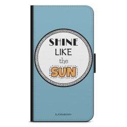 Bjornberry Plånboksfodral HTC 10 - Shine Like The Sun