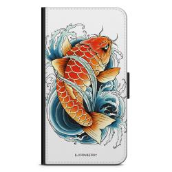 Bjornberry Plånboksfodral Huawei Honor 8 - Koifisk