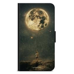 Bjornberry Plånboksfodral Huawei Honor 8 - Rep Runt Månen