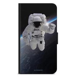 Bjornberry Plånboksfodral Huawei Honor 8 - Rymdpromenad