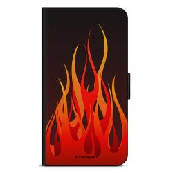 Bjornberry Plånboksfodral Huawei Honor 9 - Flames