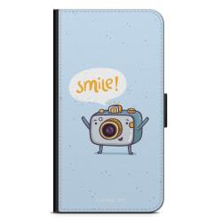 Bjornberry Plånboksfodral Huawei Honor 9 - Smile
