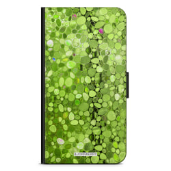 Bjornberry Plånboksfodral Huawei Honor 9 - Stained Glass Grön
