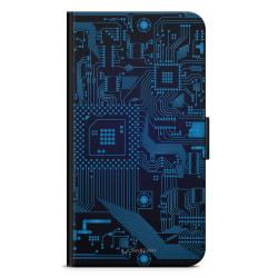 Bjornberry Plånboksfodral Huawei Mate 8 - Moderkort
