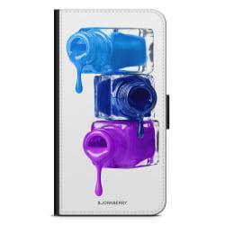 Bjornberry Plånboksfodral Huawei Mate 8 - Nagellack