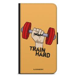 Bjornberry Plånboksfodral Huawei Mate 8 - Train Hard
