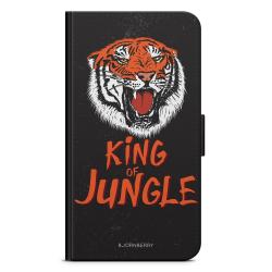 Bjornberry Plånboksfodral Huawei Mate 9 - King of Jungle