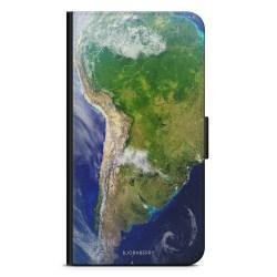 Bjornberry Plånboksfodral Huawei Mate 9 - Sydamerika