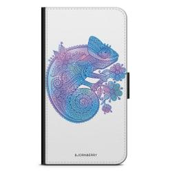 Bjornberry Plånboksfodral Huawei Nexus 6P - Mandala kameleont