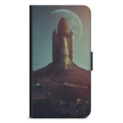 Bjornberry Plånboksfodral Huawei Nexus 6P - Mission to Mars