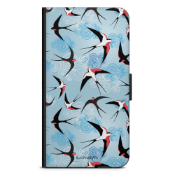 Bjornberry Plånboksfodral Huawei Nexus 6P - Svalor