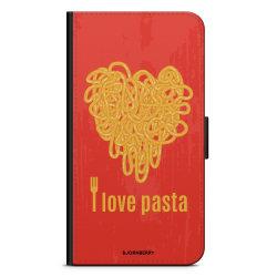Bjornberry Plånboksfodral Huawei P10 Lite - I love pasta