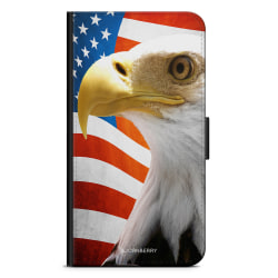 Bjornberry Plånboksfodral Huawei P10 Lite - USA Örn
