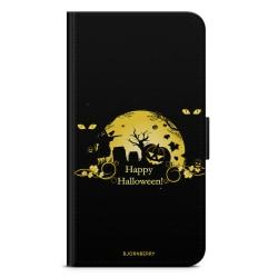 Bjornberry Plånboksfodral Huawei P8 Lite - HAPPY HALLOWEEN!