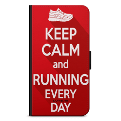 Bjornberry Plånboksfodral Huawei P8 Lite - Running Everyday