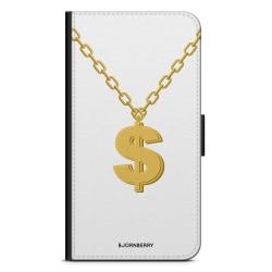Bjornberry Plånboksfodral Huawei P9 - Dollarkedja
