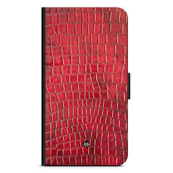 Bjornberry Plånboksfodral Huawei P9 - Red Snake
