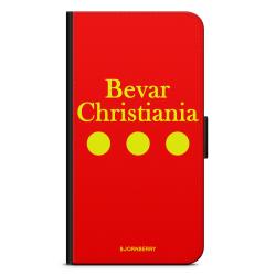 Bjornberry Plånboksfodral Huawei Y6 (2018)- Bevar Christiania