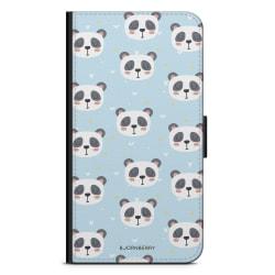 Bjornberry Plånboksfodral Huawei Y6 (2018)- Pandamönster